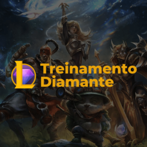 Treinamento Diamante League of Legends