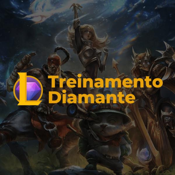 Treinamento Diamante League of Legends